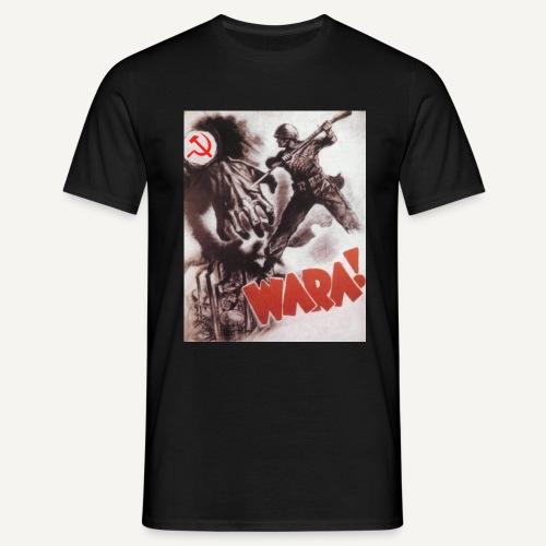 wara zssr - Koszulka męska