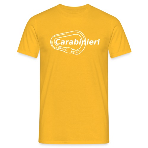 Carabinieri - Männer T-Shirt
