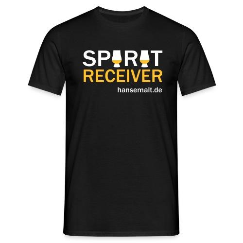 spirit receiver - Männer T-Shirt