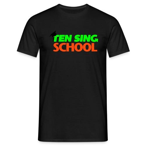 logotss2 - Männer T-Shirt