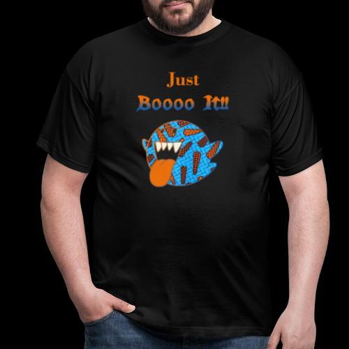 Just Boooo It : Orange Power !!! - T-shirt Homme