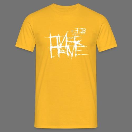 Overdrive - worse mix sucks (white) - Men's T-Shirt