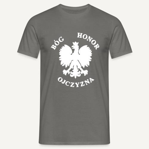 Bóg Honor Ojczyzna - Koszulka męska