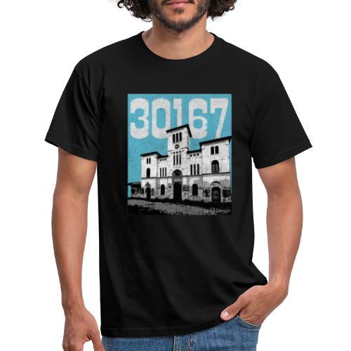 Stadtansichten Hannover Wasserspiele - Männer T-Shirt