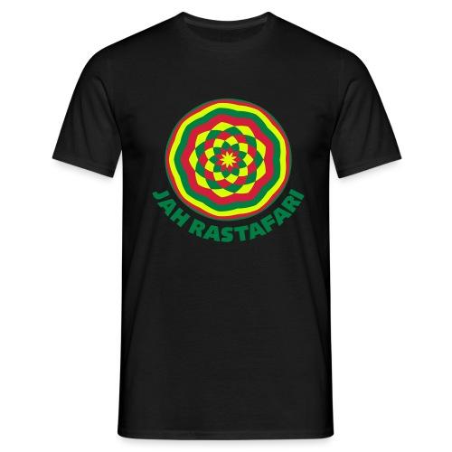 Jah Rastafari - Männer T-Shirt