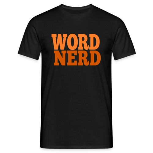 WORDNERD - Men's T-Shirt