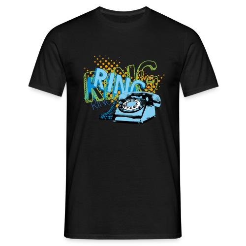 congstar telefon ring - Männer T-Shirt