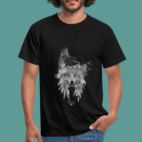 Mutagene Tattoo Pow Wow - T-shirt Homme
