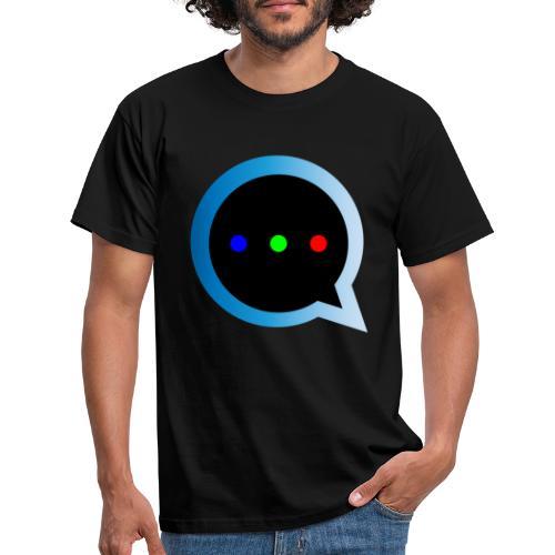 Tre puntini - Maglietta da uomo