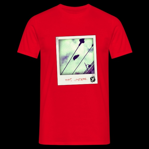 POLAROID pfft hipsters - T-shirt Homme