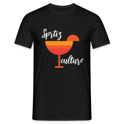 Aperitivo Estate 2020 con fetta di arancia - Maglietta da uomo