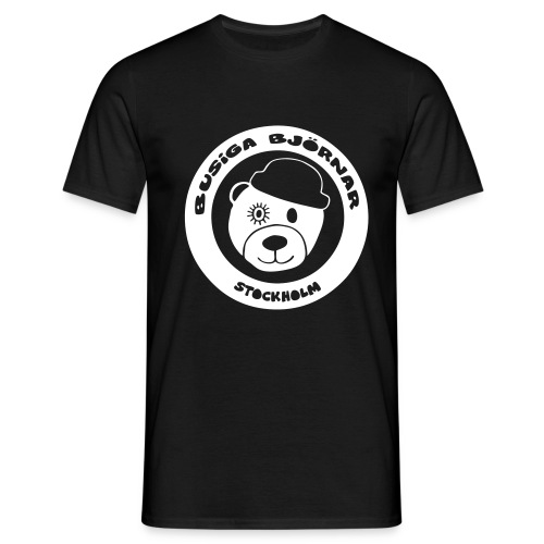 busfot - T-shirt herr