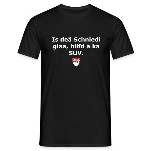 tshirt fragisch suv - Männer T-Shirt