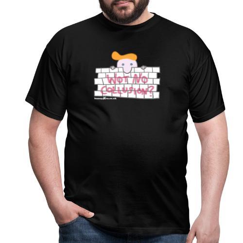 Trump's Wall - Men's T-Shirt
