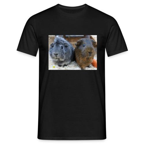 Beide Meeris - Männer T-Shirt