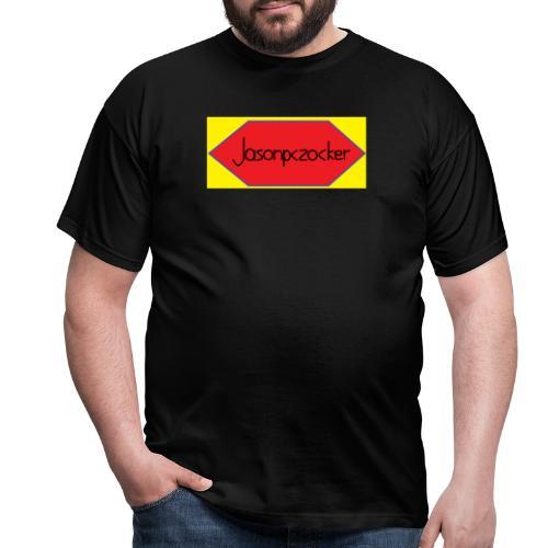 Jasonpczocker Design für gelbe Sachen - Männer T-Shirt