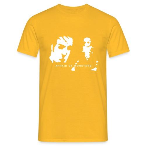 Afraid of Monsters - Men's T-Shirt