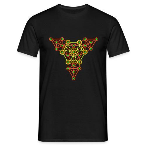 Equiibrium 2-Side Print - Men's T-Shirt
