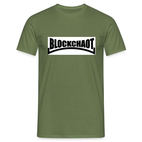 blockchaot lonsdale style - Männer T-Shirt