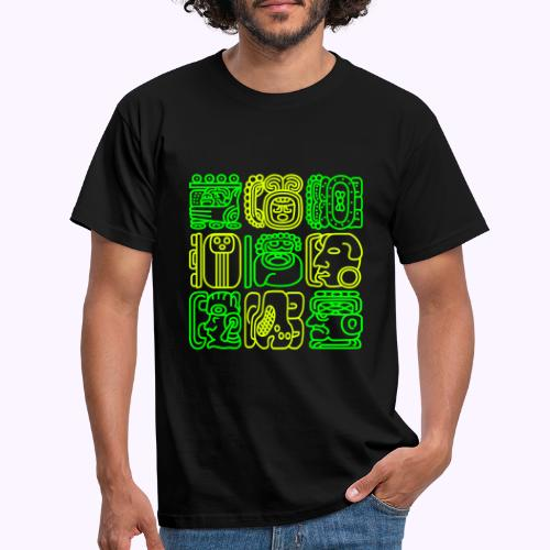 Mayan Bolontiku - Men's T-Shirt