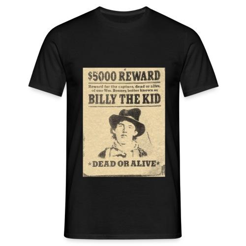 Billy the Kid - Männer T-Shirt