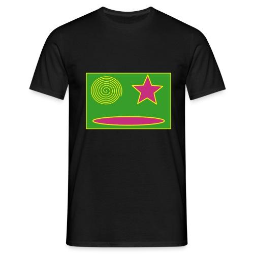 robo1 - Men's T-Shirt