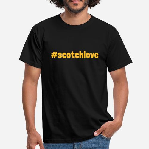 #scotchlove | Scotch Love - Männer T-Shirt