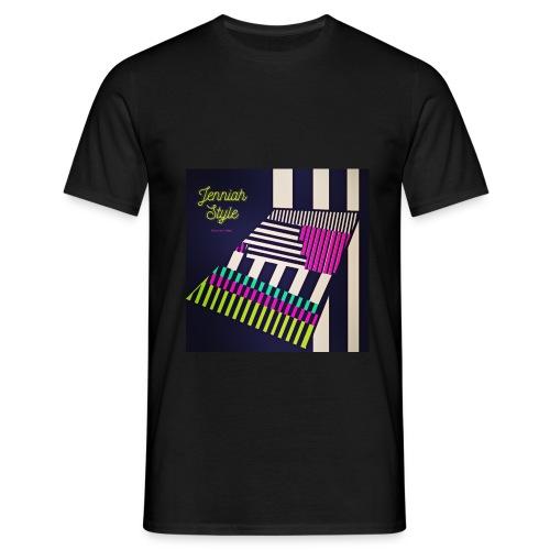 Stairs - stripe - Männer T-Shirt
