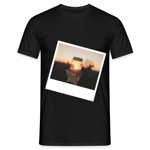 polaroid shirt - Maglietta da uomo