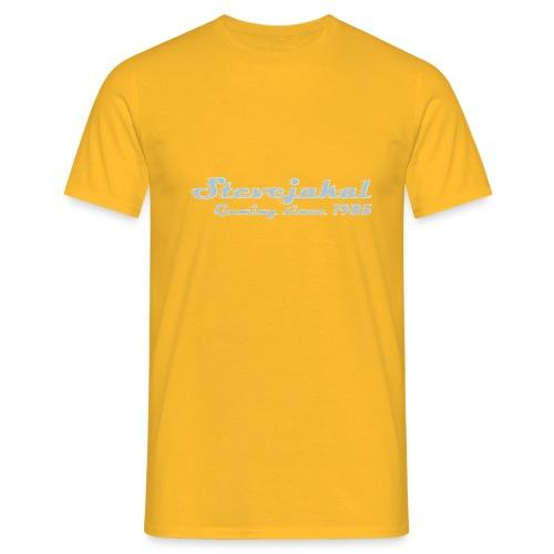 Stevejakal Merchandise - Männer T-Shirt