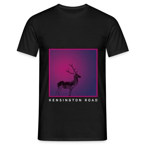 KENSINGTON ROAD PINK VIOLET STAG - Männer T-Shirt