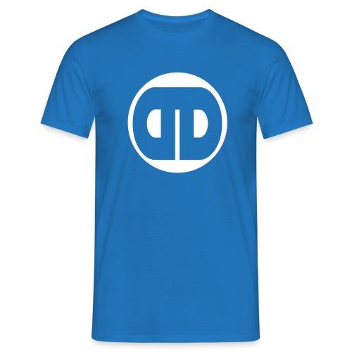 ddz logo no text 2 - Men's T-Shirt