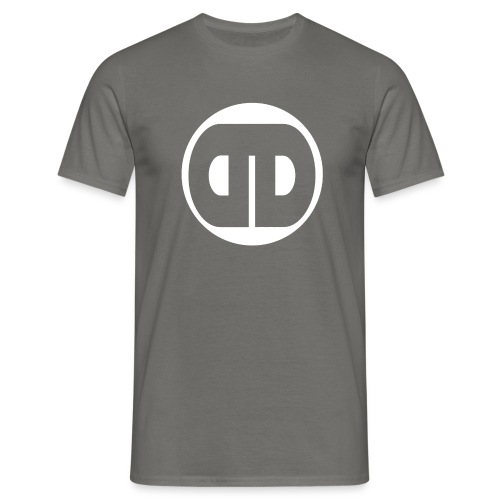ddz logo no text 2 - Men's T-Shirt