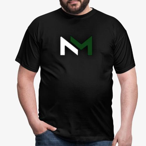 mrNewman logga - T-shirt herr