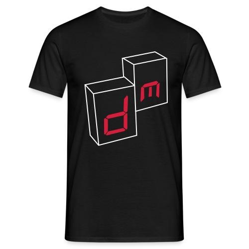 DM singles - T-shirt Homme