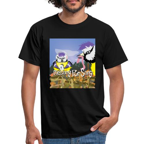 Mesang Pur Sang - Mannen T-shirt