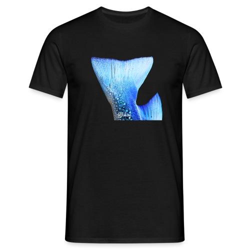 Fisking Norge - T-skjorte for menn