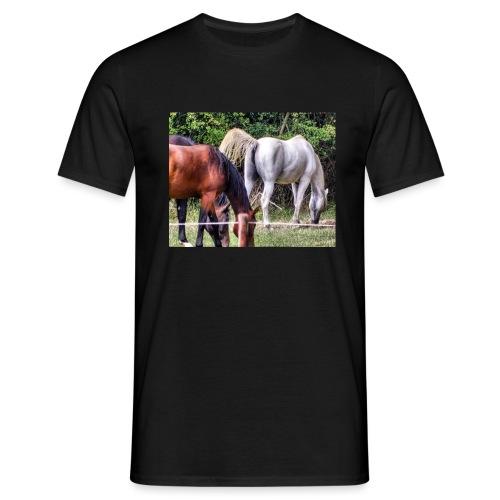 racehorse horses horse horsesofinstagr - Männer T-Shirt