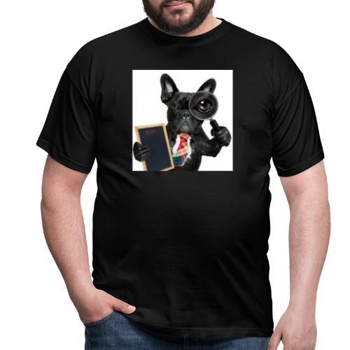 Stay Home T shirt - Männer T-Shirt