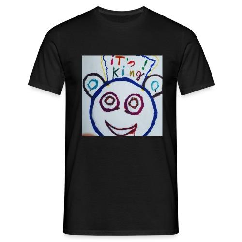 de panda beer - Mannen T-shirt