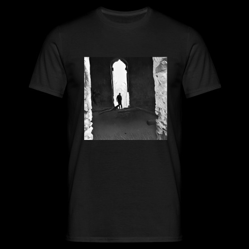 Misted Afterthought - Men's T-Shirt