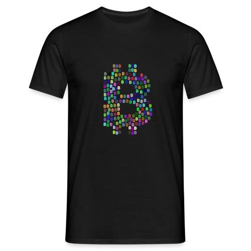 BITCOIN - Camiseta hombre