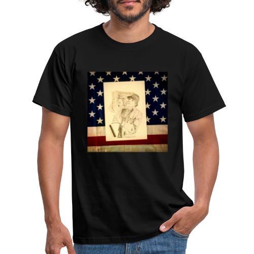 Oldschool-Rap - Männer T-Shirt