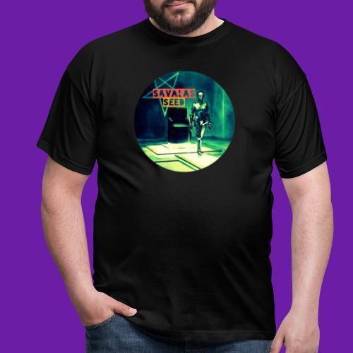 Robot Love - Men's T-Shirt