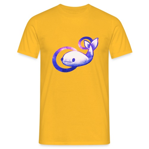UNIVERSE GARRY - Maglietta da uomo