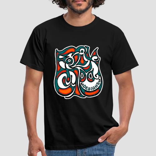 Felix Culpa Designs square logo - Men's T-Shirt