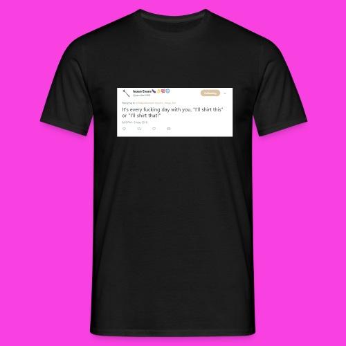 Ieuan Tweet - Men's T-Shirt