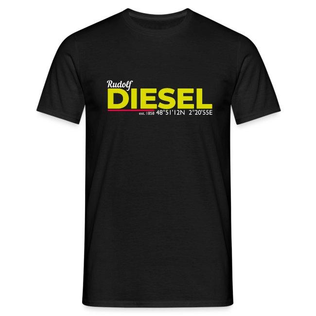 Rudolf Diesel geboren in Paris I Dieselholics