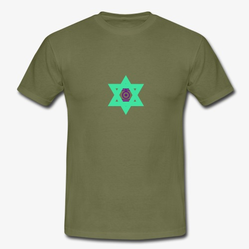 Star eye - Men's T-Shirt
