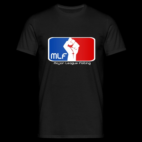Major League Fisting - Männer T-Shirt